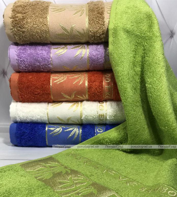 Набор 6 лицевых бамбуковых полотенец By IDO Divrigi 50х90см