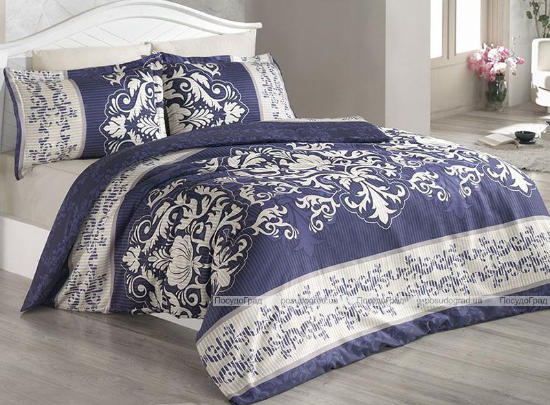 Комплект постельного белья Nazenin Katarina Royal Евро (4 наволочки), сатин