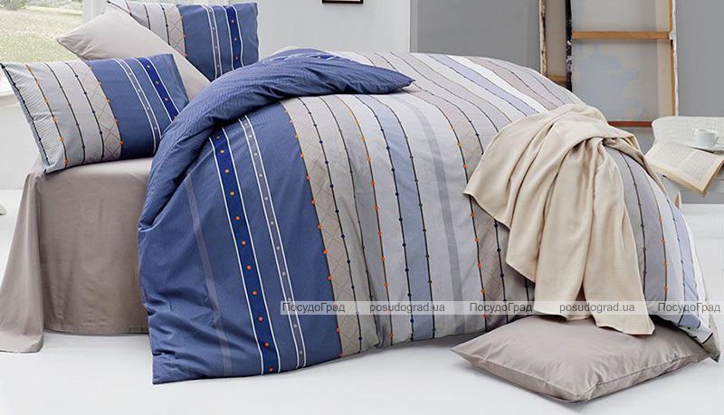 Комплект постельного белья Nazenin Ruling Royal Евро, ранфорс