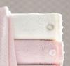 Набір 6 рушників Pupilla Daisy 3D з вишивкою 70х140см (банні), трикотаж