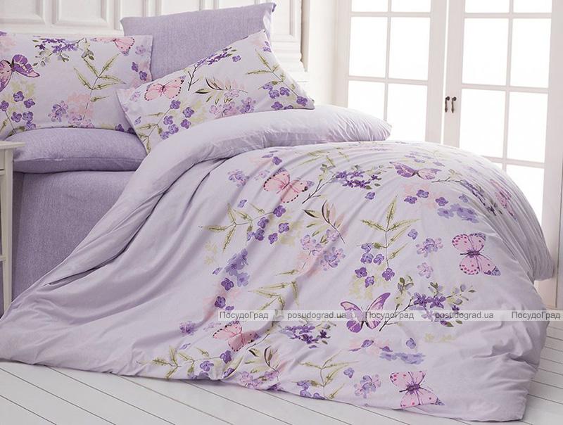 Комплект постельного белья Nazenin Zigo Sari Евро, ранфорс