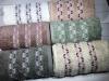 Набор 6 полотенец Pupilla Bamboo Azra 50х90см (лицевые), бамбук
