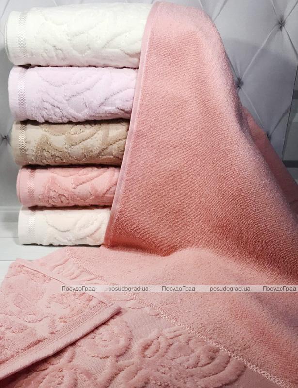 Набор 6 махровых полотенец Durul Havlu Padishah 70х140см, банные
