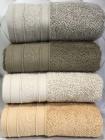 Набор 4 полотенца Pupilla Emily 70х140см (банные), трикотаж