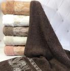 Набор 6 махровых полотенец Sweet Dreams M68 50х90см (лицевые)