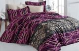 Комплект постельного белья Nazenin Firuze Murdum Евро (4 наволочки), сатин