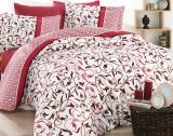 Комплект постельного белья Nazenin Ivy Rose Евро (4 наволочки), сатин