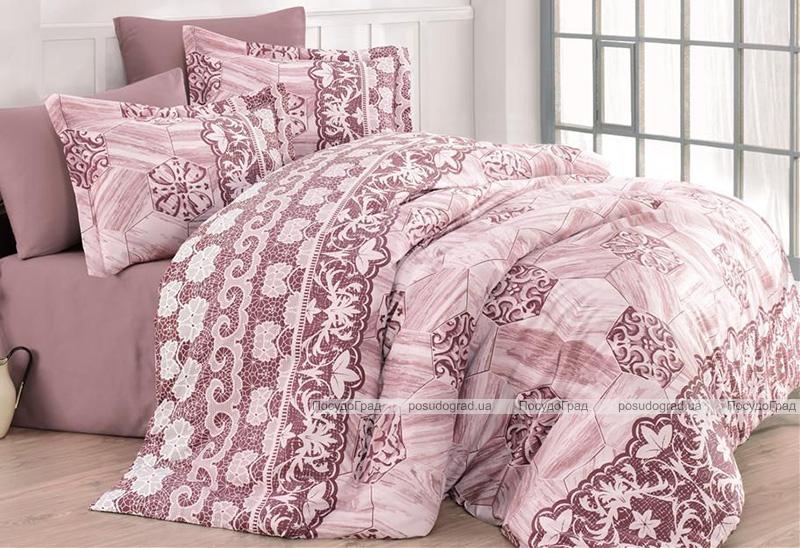 Комплект постельного белья Nazenin Jasmine Murdum Евро (4 наволочки), сатин