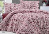 Комплект постельного белья Art of Sultana Noel Евро, байка (фланель)