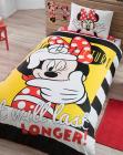 Детское постельное белье TAC Disney Minnie Mouse полуторный, ранфорс