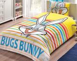 Детское постельное белье TAC Disney Bugs Bunny полуторный, ранфорс