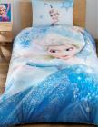 Детское постельное белье TAC Disney Frozen Elsa полуторный, ранфорс