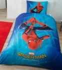 Детское постельное белье TAC Disney Spider-Man полуторный, ранфорс