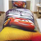 Детское постельное белье TAC Disney Cars McQueen полуторный, ранфорс
