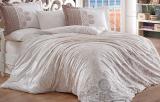 Комплект постільної білизни Hobby 4698 Євро, поплін (100% бавовна)