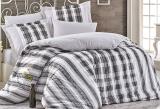Комплект постельного белья Hobby 4700 Евро, поплин (100% хлопок)