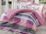 Комплект постельного белья Hobby 4703 Евро, поплин (100% хлопок)