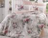 Комплект постельного белья Hobby 4705 Евро, поплин (100% хлопок)