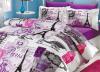 Комплект постельного белья Hobby 4708 Евро, поплин (100% хлопок)