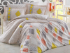 Комплект постельного белья Hobby 4715 Евро, поплин (100% хлопок)