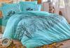Комплект постельного белья Hobby 4722 Евро, поплин (100% хлопок)
