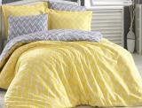 Комплект постельного белья Hobby 4844 Евро, поплин (100% хлопок)