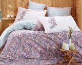 Комплект постельного белья Hobby 4846 Евро, поплин (100% хлопок)