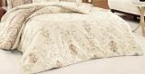 Одеяло Nazenin Beige 195х215см, с силиконовым наполнителем