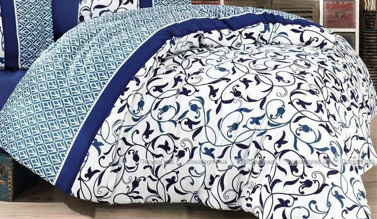 Одеяло Nazenin Blue Abyss 195х215см, с силиконовым наполнителем