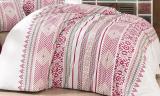 Одеяло Nazenin Pink Pixel 195х215см, с силиконовым наполнителем