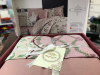 Комплект постельного белья Nazenin Amore Bej Евро, байка (фланель)