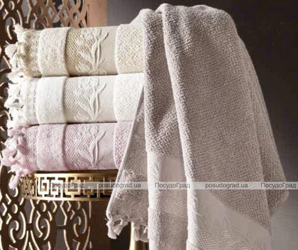 Набор 4 банных полотенец Pupilla Blome 70х140см трикотажные