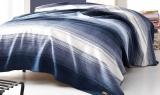 Плед Marie Claire Gill-blue 200х220 Евро, хлопок