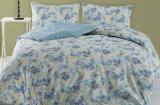 Комплект постельного белья Marie Claire Blue, ранфорс