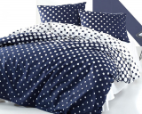 Комплект постельного белья Marie Claire Peas Евро, ранфорс