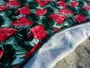 Рушник пляжний Art of Sultana «Кавун» круглий Ø150см, махра/велюр