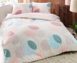 Комплект постельного белья TAC Bella (евро), фланель