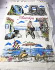 Набір 12 кухонних рушників By IDO Antalya Dreams 40х60, махра/велюр