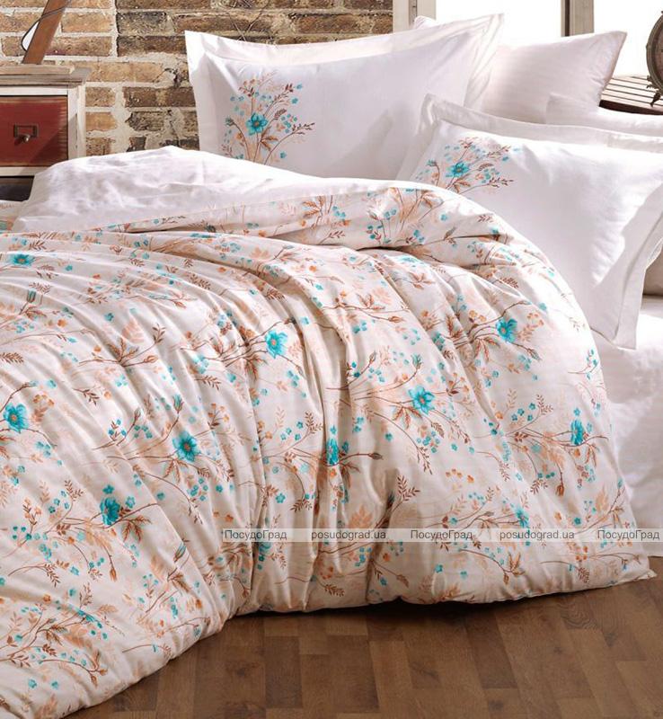 """Комплект постельного белья Hobby """"Royal Royal"""" (евро) поплин (100% хлопок)"""