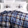"""Комплект постільної білизни Hobby """"Adalia Royal"""" (євро) поплін (100% бавовна)"""