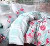 """Комплект постельного белья Hobby """"Florentina Mint"""" (евро) поплин (100% хлопок)"""