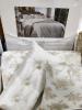 Покривало Pepper Home Belaris Gold 270х260см з наволочками і декоративними подушками, жаккард