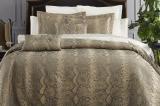 Покривало Pepper Home Cleo 270х260см з наволочками і декоративними подушками, жаккард