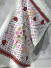 Набір 12 кухонних рушників By IDO Antalya Lady Bug 40х60 махра/велюр