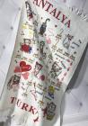 Набір 12 кухонних рушників By IDO «Ant Cat» 40х60см, махра