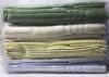 Набір 2 рушники Soft Cotton Aria Green лицьовий та банний, махра
