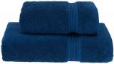 Набір рушників Soft Cotton «Lana Kirmizi» Sapphir банний 75х150см і лицьовий 50х90см, бавовна