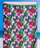 Полотенце пляжное Art of Sultana «Kelebek Cicek» 75х150см, махра/велюр