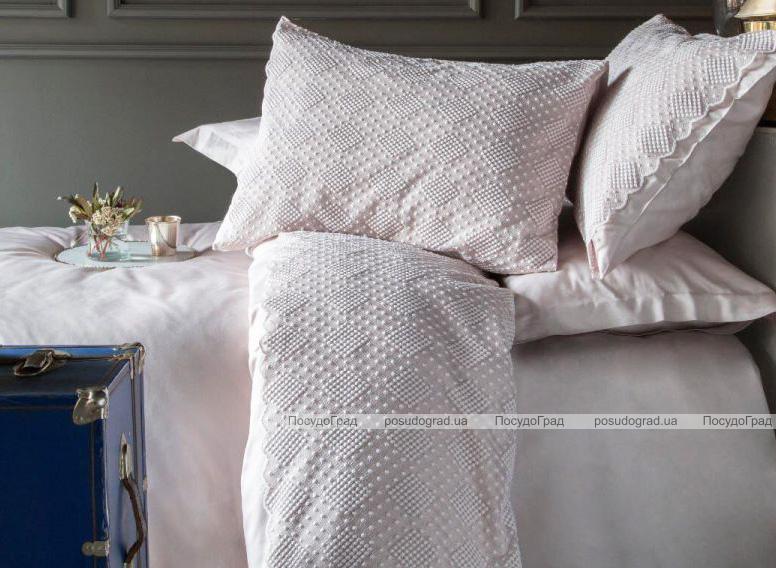 Комплект постельного белья Pupilla Lauren-Lila (евро), сатин