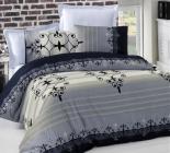 Комплект постельного белья Victoria Vanessa (Евро), сатин